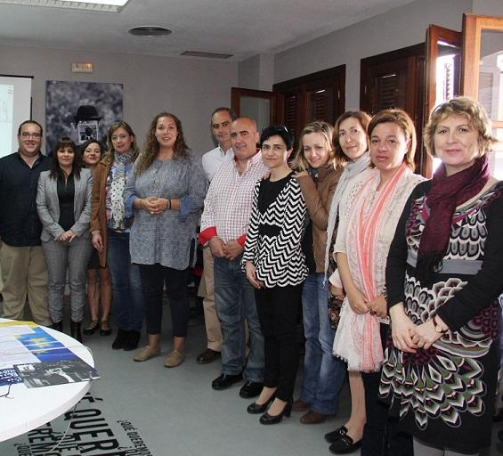 La plataforma virtual 'redesdeigualdad' para la igualdad de género echa a andar en Molvízar