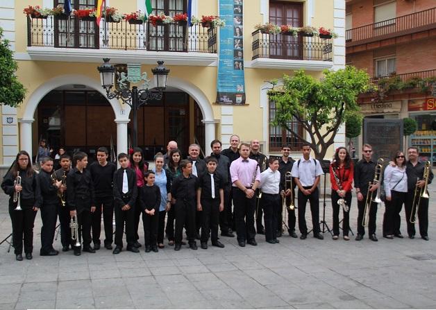 Cientos de aficionados han disfrutado de los conciertos de música de Cámara   en las plazas de Almuñécar