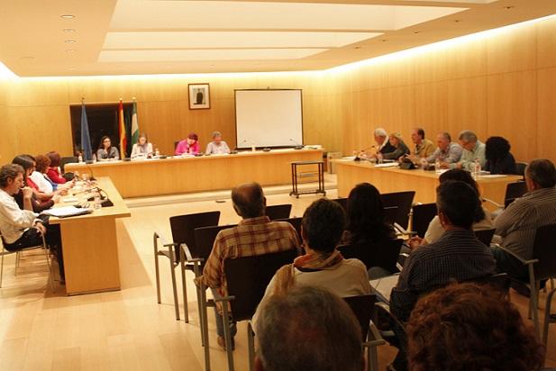 Órgiva rechaza que la Diputación gestione el servicio de tratamiento de residuos sólidos urbanos