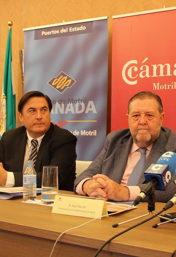 La Cámara de Comercio organiza una misión comercial con empresarios de Nador junto a los ayuntamientos de Motril y Salobreña