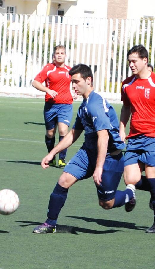 Los cadetes del Puerto de Motril Club de Fútbol ascienden a Regional Preferente si ganan esta jornada