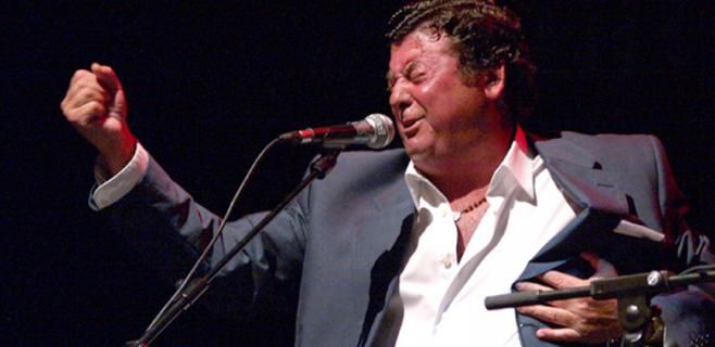 """El cantaor jerezano Luis Fernández Soto, """"El Zambo"""", se presenta este jueves en la Casa de la Cultura sexitana"""