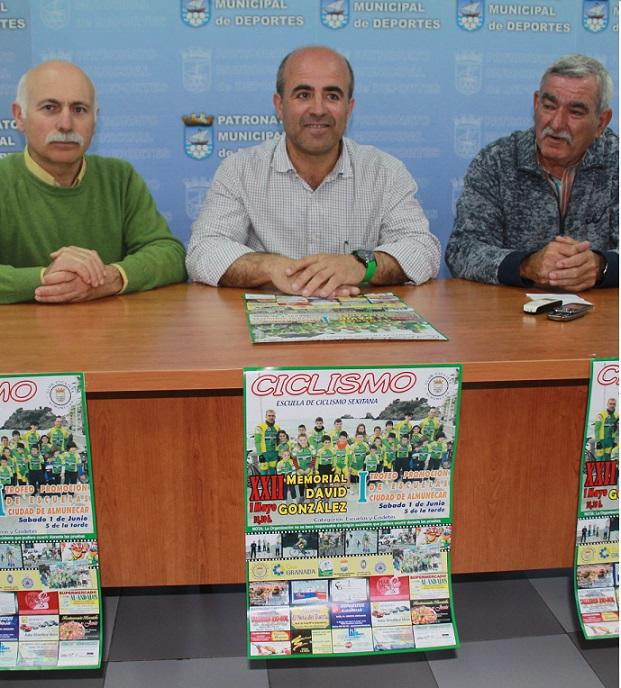 Almuñécar celebra  el XXII  Memorial David González para Escuelas de Ciclismo