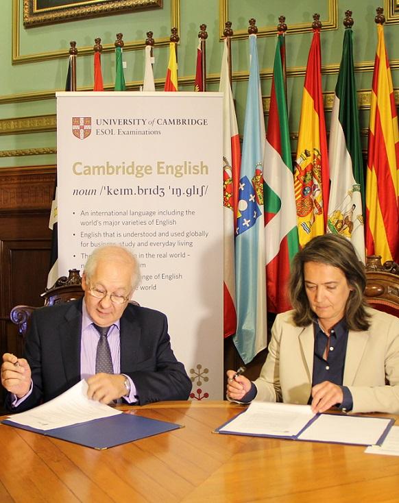 Motril se convierte en sede del centro examinador de la Universidad de Cambridge