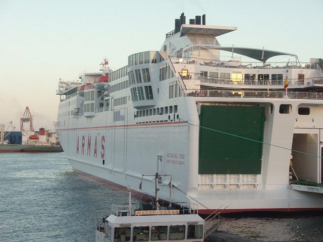 Reunión técnica en el Puerto para preparar la Operación Paso del Estrecho