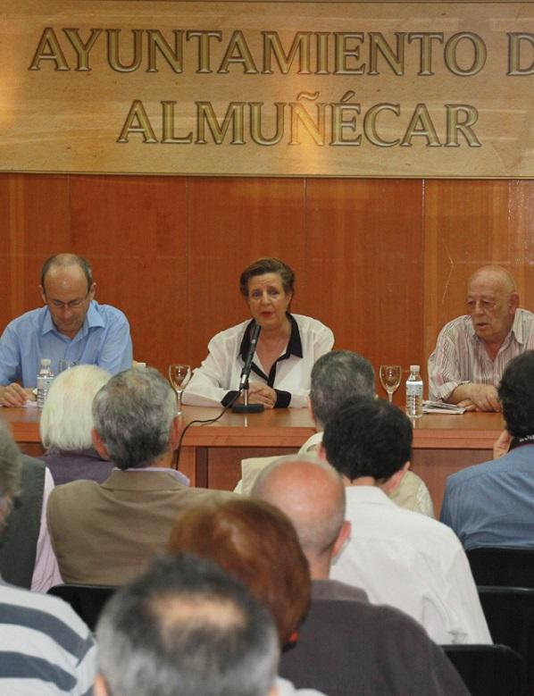 Buena acogida en la presentación del nuevo libro de Alejandro García Boyano