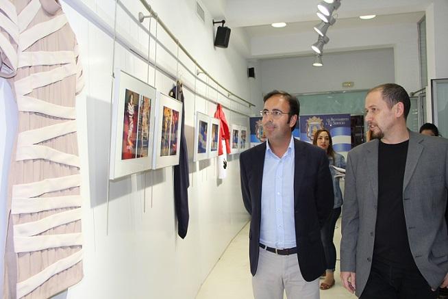 Casi un centenar de obras han sido expuestas en el ciclo 'Jóvenes con Arte'