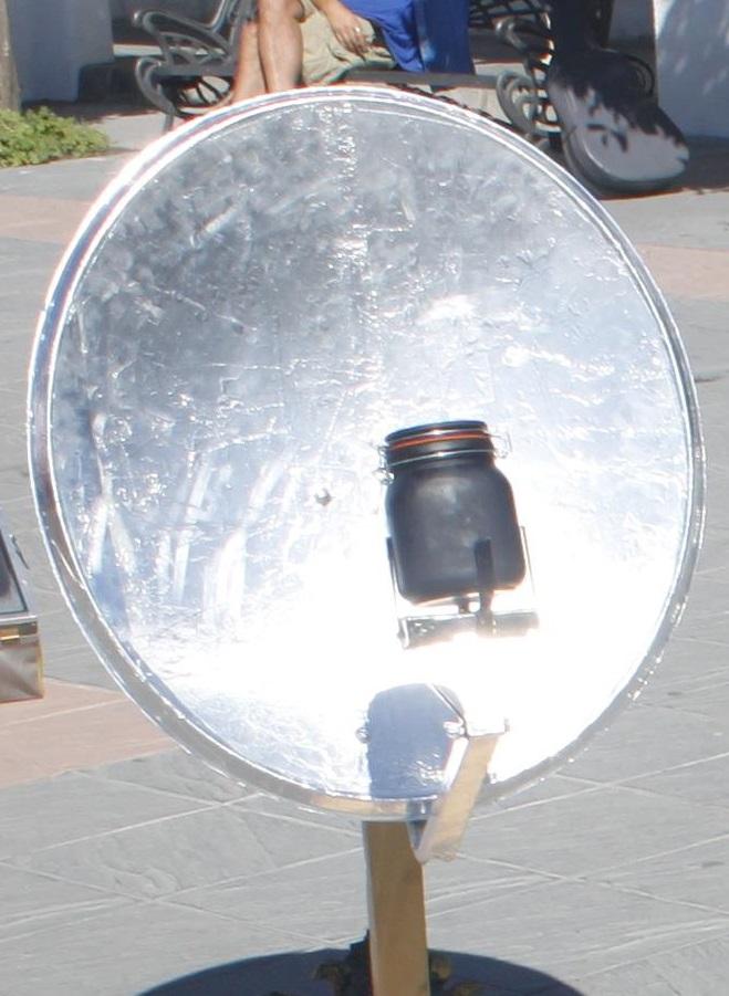Órgiva se convierte en sede de la concienciación del uso de la energía solar