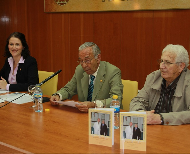 Presentado en Almuñécar el libro de Prevención Primaria Coronaria