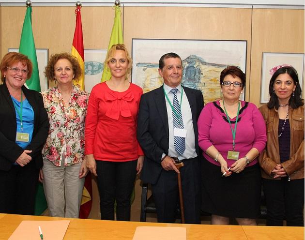 Entidades sociales de la provincia aúnan esfuerzos para llegar a todas las comarcas