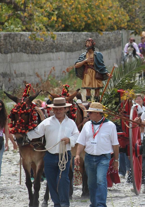 Almuñécar celebra este domingo la II Romería en Honor de San Isidro