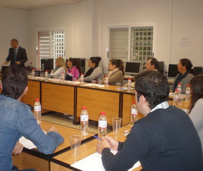 El Centro de Apoyo al Desarrollo Empresarial (CADE) de Almuñécar promueve una jornada sobre certificado de calidad de la ISO 9001 Y 14001