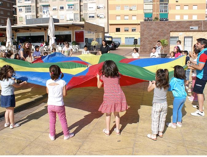 Motril celebra el Día Internacional del Juego con una semana de actividades en las ludotecas