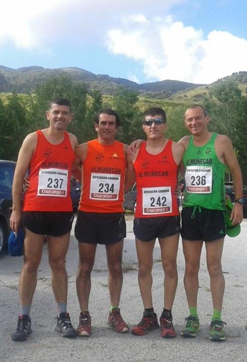 El Club de Atletismo Sexitano consigue dos podios en un mismo fin de semana