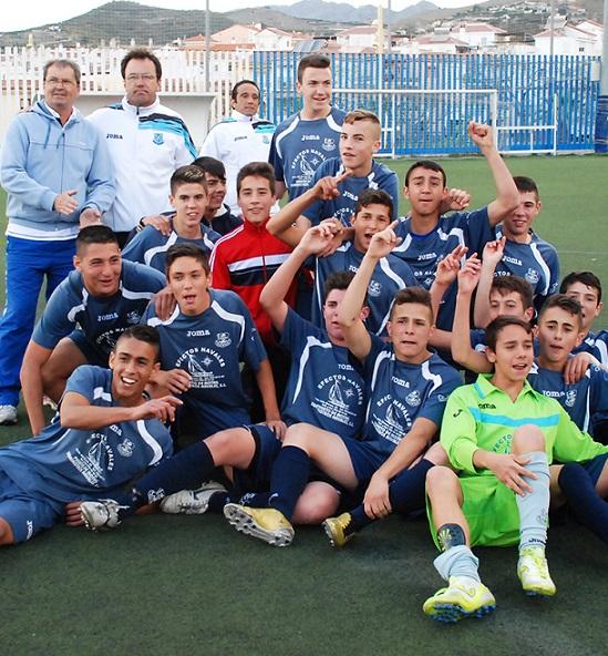 El Puerto de Motril CF se juega el tercer o cuarto puesto ante el Puntalón en el Escribano Castilla