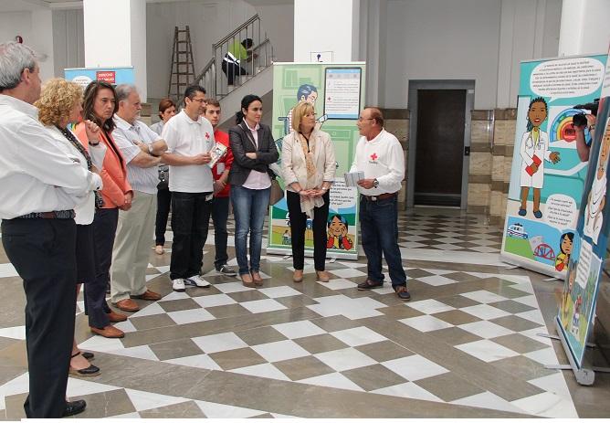 La exposición 'El viaje de Allikay' concienciará los motrileños sobre la importancia del Derecho universal a la Salud