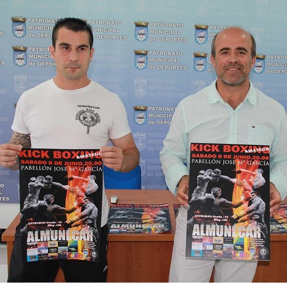Almuñécar acogerá  campeonato  de Kick Boxing Amateur
