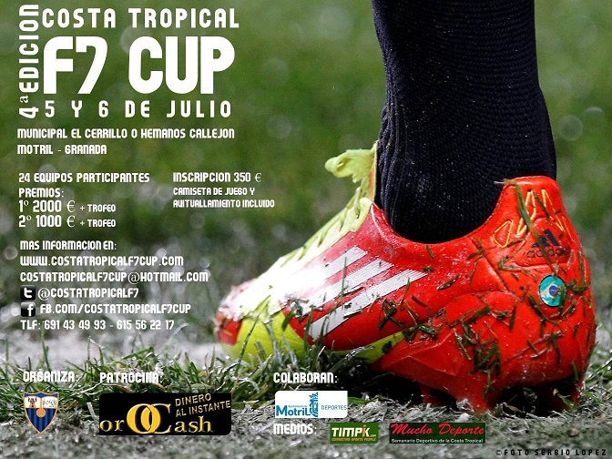 IV Copa Costa Tropical F7 CUP