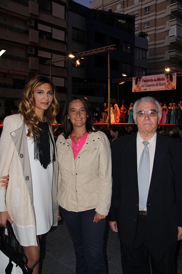 Los motrileños se vuelcan un año más con la Pasarela de la Moda que organiza la Asociación de Comerciantes