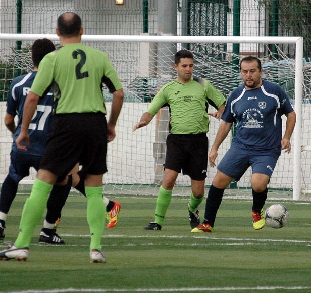 Los juveniles del Puerto de Motril CF pasan como líderes a los cuartos de final de la Copa Diputación