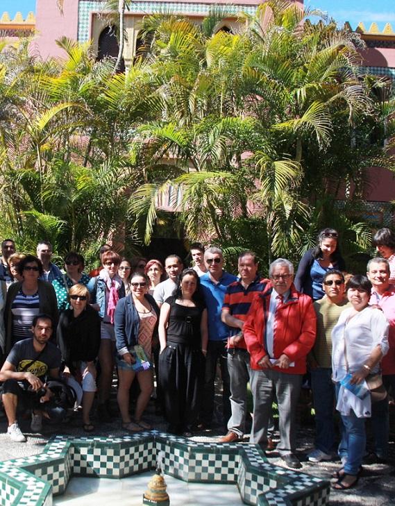 Almuñécar recibe este fin de semana medio centenar de agentes de viajes invitado por la agencia Logitravel
