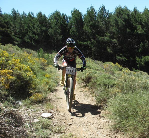 'Triki' Beltrán estará en el I Vertical Bike, el maratón BTT de 24 horas por relevos de Sierra Nevada