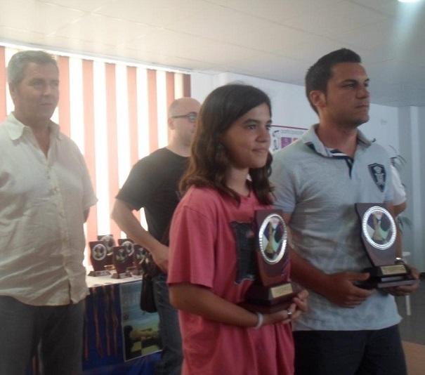 El motrileño Andrés Sánchez se proclama campeón absoluto del torneo de San Antonio 2013