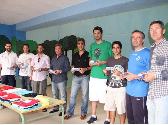 El CB Costa Motril celebra su fiesta de clausura coincidiendo con el X aniversario del club