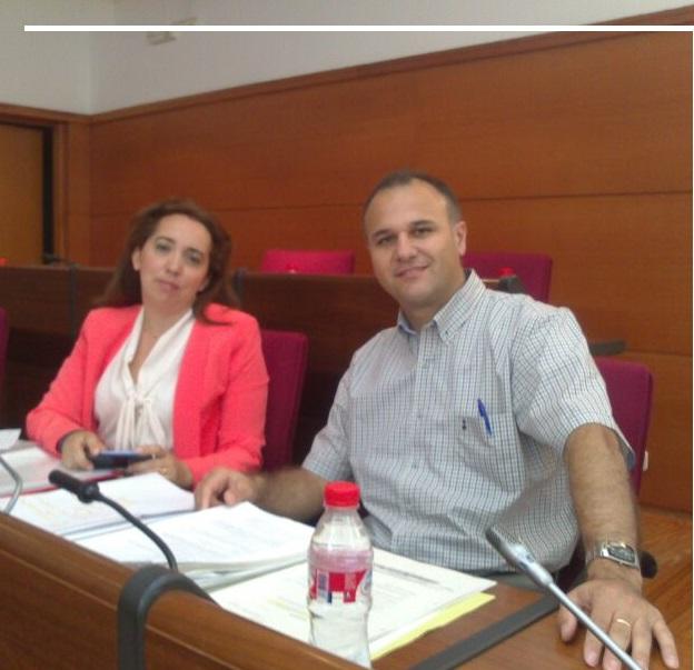 Convergencia Andaluza de Motril ha presentado tres mociones en el pleno de hoy viernes