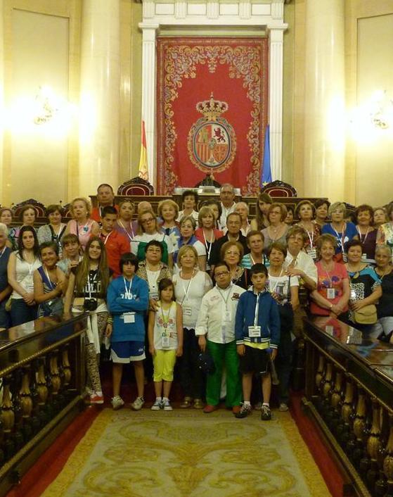 70 vecinos disfrutan de una experiencia única en Madrid a través del programa 'Motrileños viajeros'