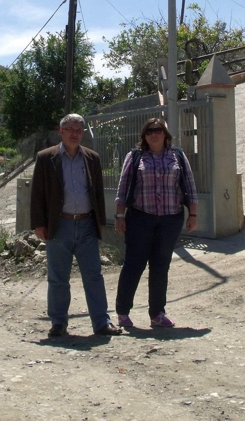 El PSOE pide la reparación de la instalación eléctrica en la Rambla de Torrecuevas y un plan de mantenimiento para el barrio