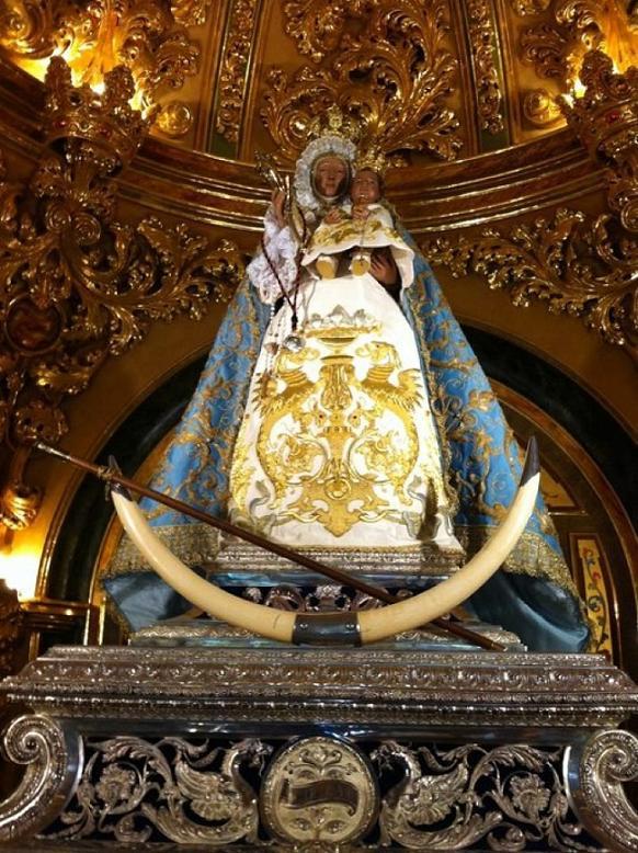 Pablo Castilla Domínguez pregonero de la Hdad de Nuestra Señora la Virgen de la Cabeza