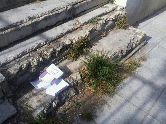 Convergencia Andaluza denuncia la falta de mantenimiento del barrio de San Antonio