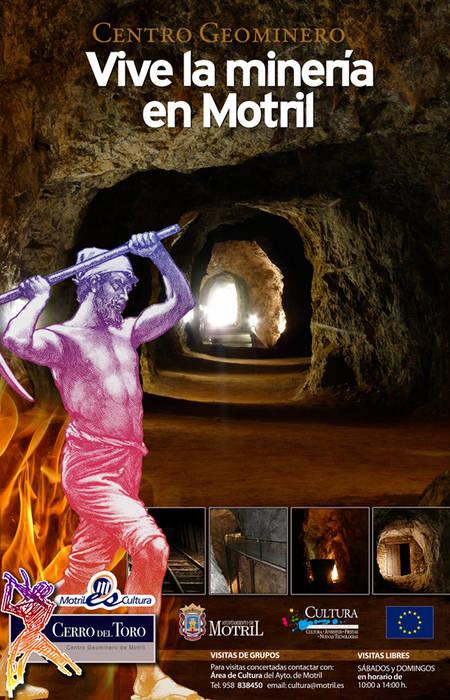Abre sus puertas de nuevo el Museo Geominero del Cerro del Toro de Motril