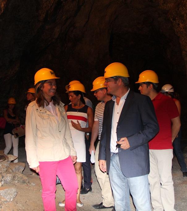 El Centro Geominero de Motril reabre sus puertas para completar la oferta turística de Motril