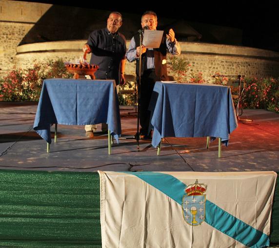 Los Amigos de Galicia  celebran   la festividad del Patrón de Galicia y España