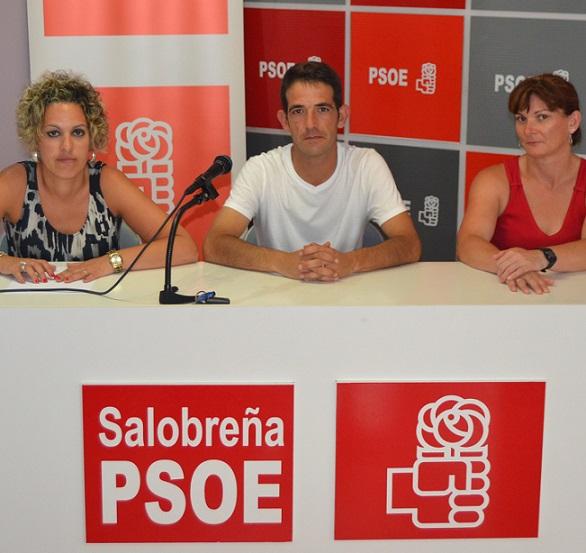 la Ejecutiva Local del PSOE de Salobreña muestra su satisfacción por el archivo causa de Mª Carmen Callejón