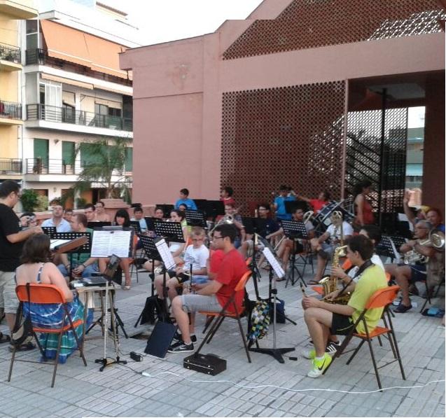 La Banda Municipal de Música de Almuñécar dará esta noche un concierto de cine