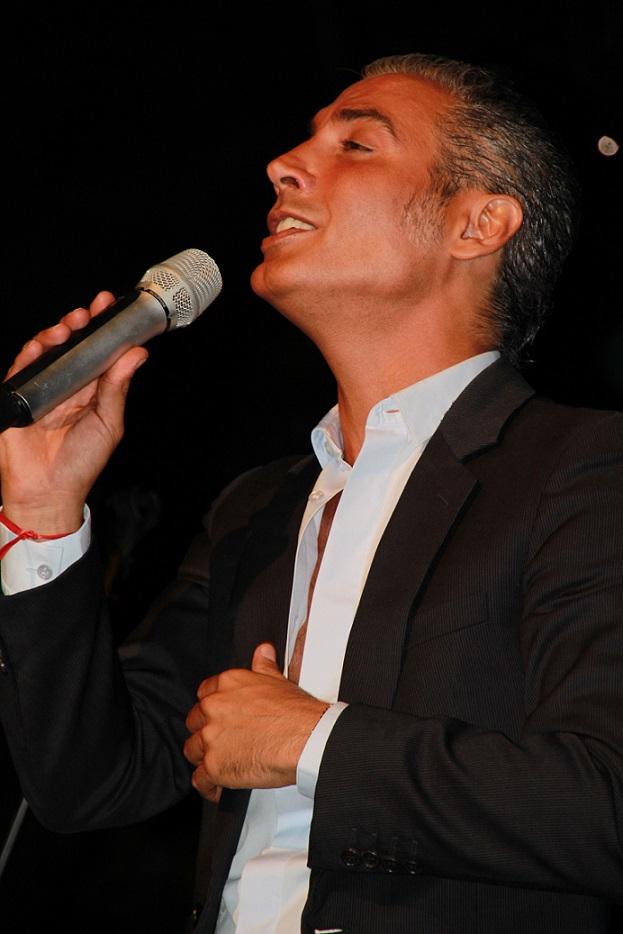 Pitingo ofreció en Almuñécar un recorrido desde  el flamenco hasta las pitingueria