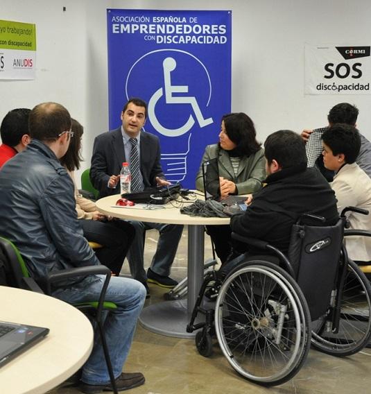 Arranca un programa formativo para mejorar la empleabilidad de los jóvenes con discapacidad