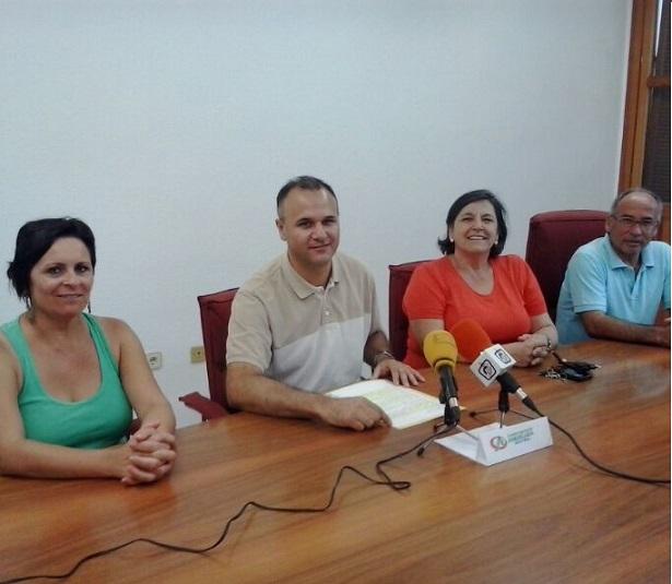 CONVERGENCIA ANDALUZA REIVINDICA QUE SE RESTABLEZCA EL SERVICIO DE CAJA QUE VENÍA PRESTÁNDOSE  EN DEPENDENCIAS MUNICIPALES