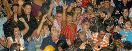 Bérchules celebra hoy sábado la Nochevieja