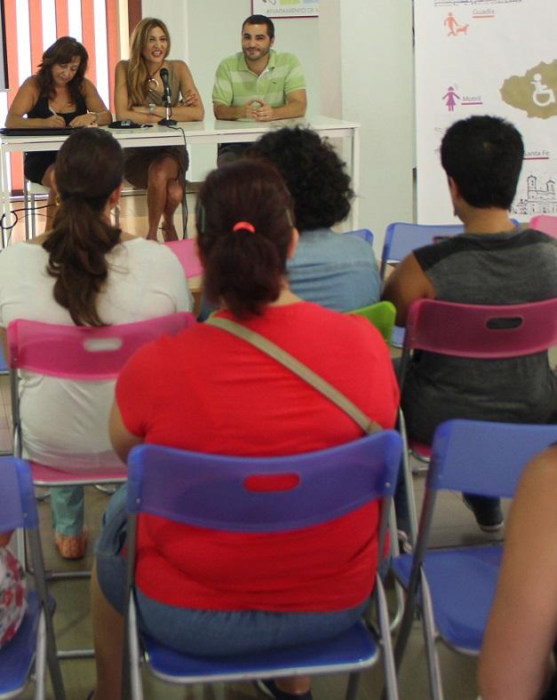 Motril acoge una jornada formativa para mejorar la empleabilidad de jóvenes discapacitados
