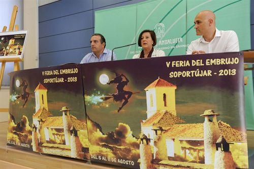 V edición de la Feria del Embrujo de Soportújar