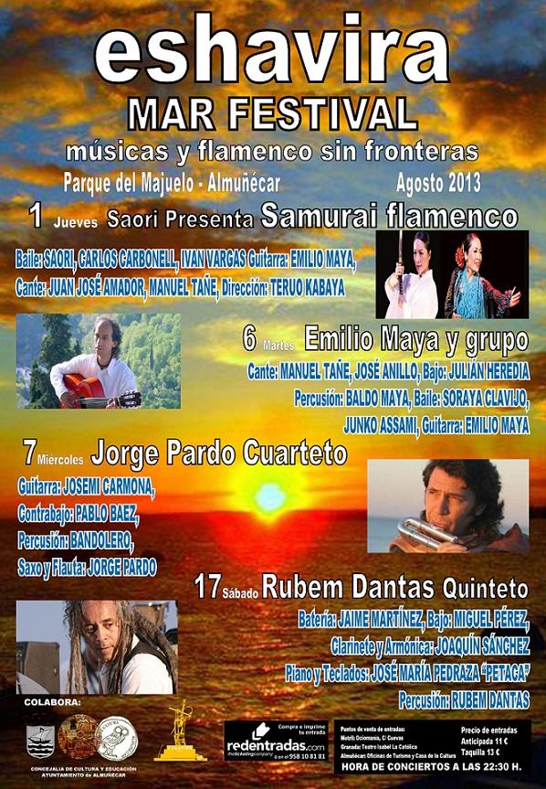 Una nueva cita de Almuñécar con el Jazz, de la mano de Jorge Pardo
