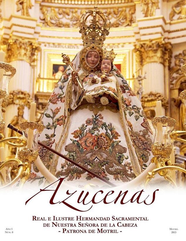 La Hermandad de la Virgen de la Cabeza presenta este sábado la revista Azucenas