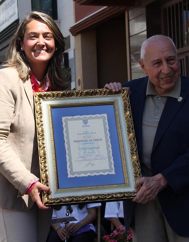 Motril inaugura su Feria de Agosto de la mano del 'Cronista Oficial de la Ciudad'