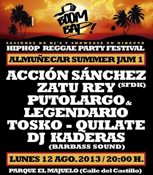 El Hip Hop y el Reggae llegan a El Majuelo este lunes