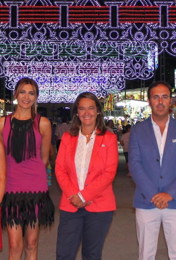 La Feria de Motril 2013  triplica la atención a turistas respecto al año pasado