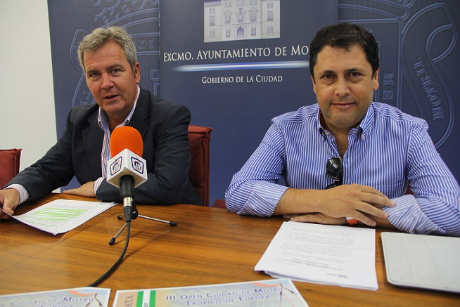 El III Open Ciudad de Motril completa el atractivo del litoral motrileño con un campeonato de primer orden